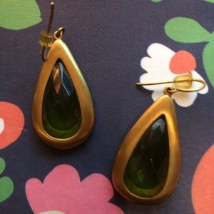 Lucas Jack of London Tear Drop Earrings
